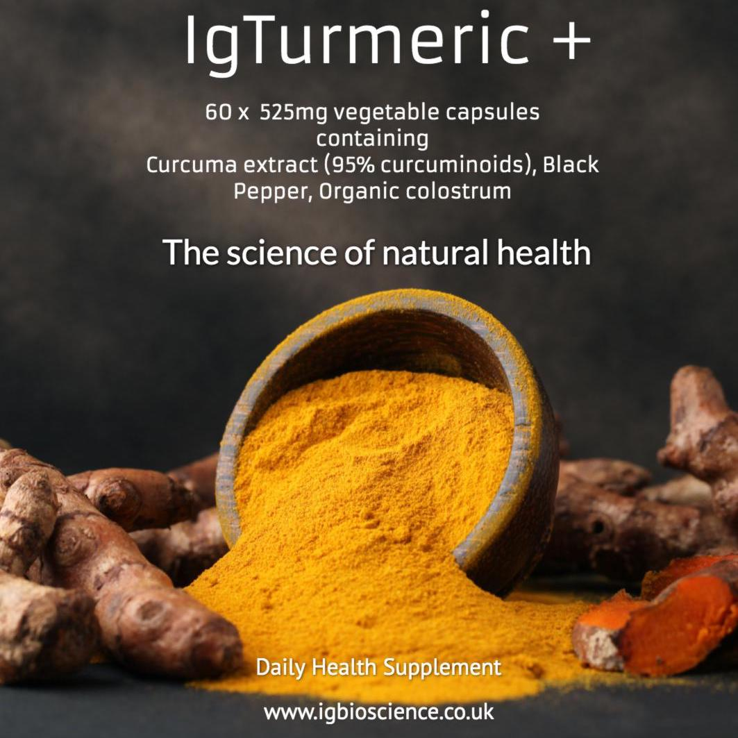 New Product – Ig Turmeric +