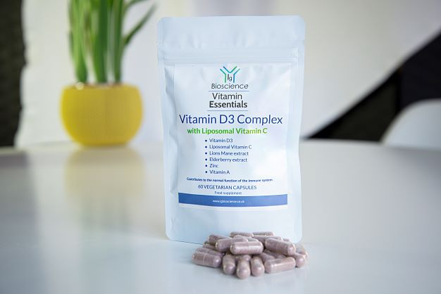 Vitamin D3 Complex
